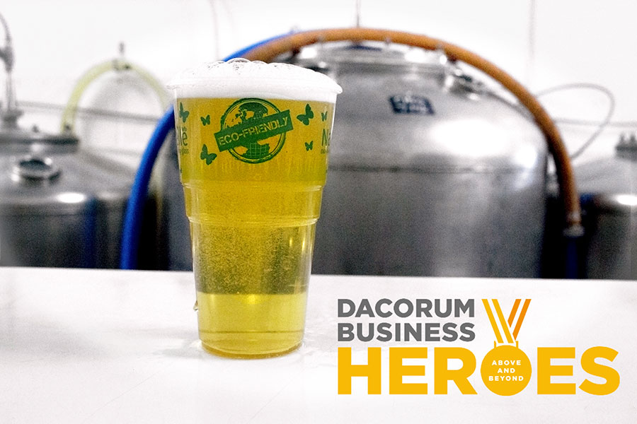 Tring Brewery named Environmental Heroes in Dacorum Borough Council awards