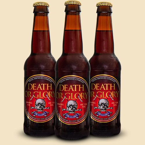 Death or Glory Bottles