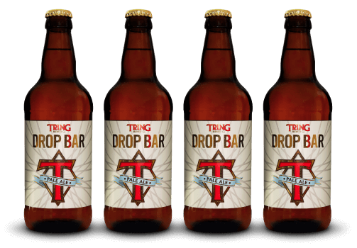 Drop Bar Blue
