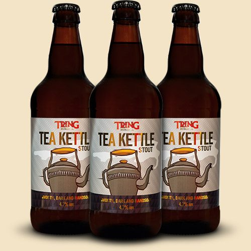 Tea Kettle Bottles