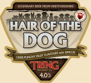 Hair of the Dog Pump Clip