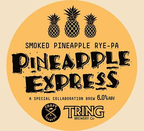 Pineapple Express Pump Clip
