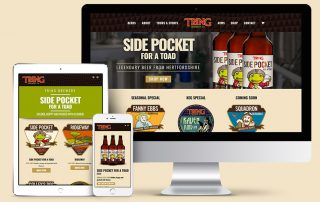 Tring Brewery New Website