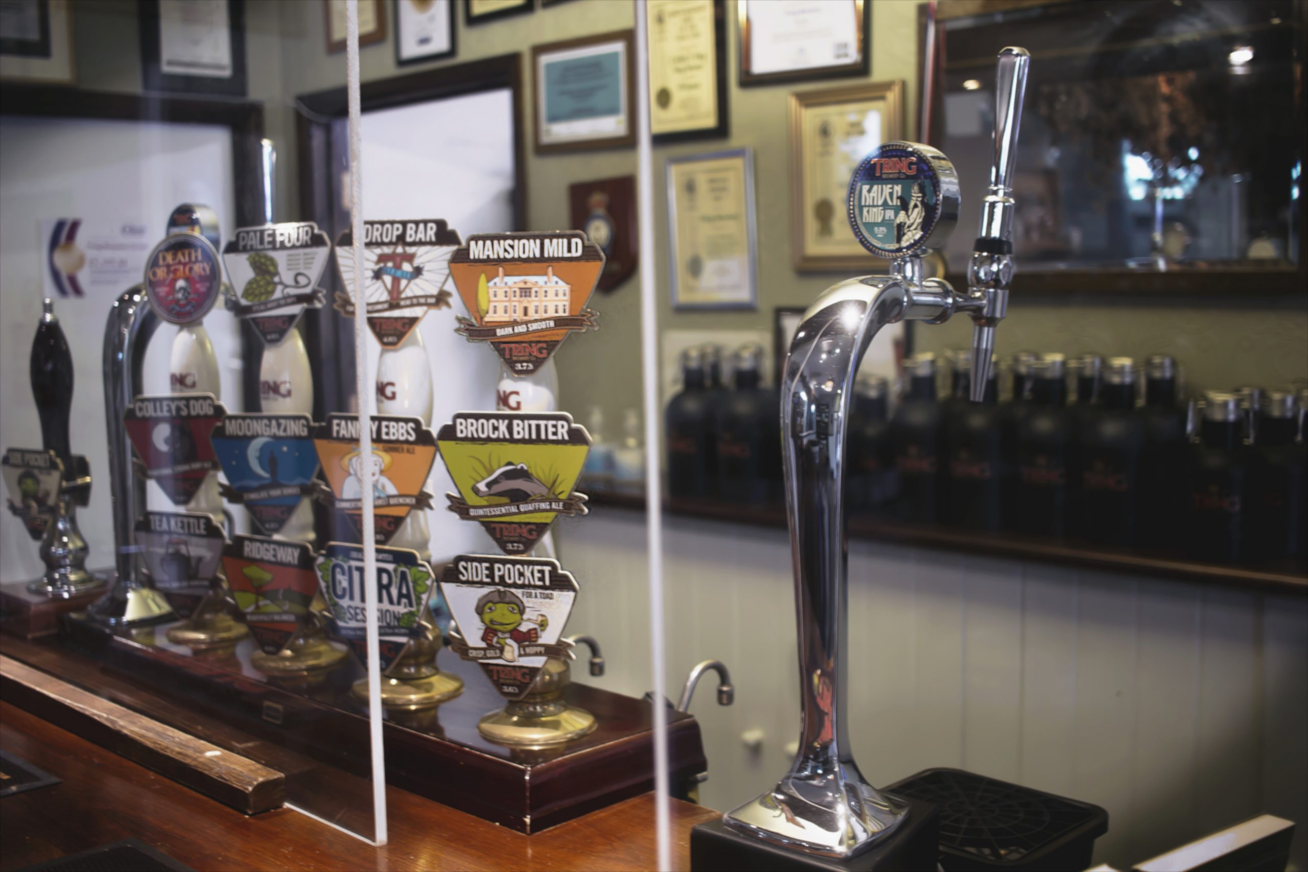 Brewery Shop Reopen